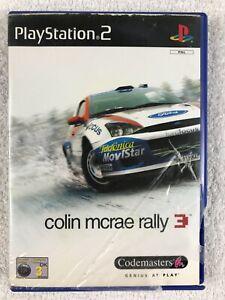 Colin McRae Rally 3 - Sony PlayStation 2 - PAL - Codemasters