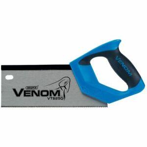 Draper Draper Venom® Double Ground 250mm Tenon Saw (82199)
