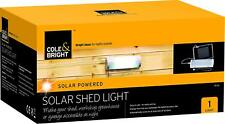Cole & Bright Solar Shed Light