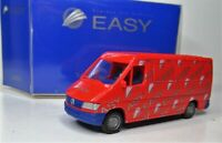 Wiking 1:87 Mercedes Benz Sprinter Transporter OVP Easy Express Air Systems