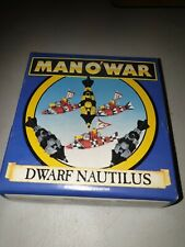 Games Workshop Citadel hombre O 'guerra enano Nautilus X 3 en Caja fuera de imprenta Metal Vintage.