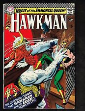 Hawkman #13 ~ Quest of the Immortal Queen ~ 1966 (5.0) WH
