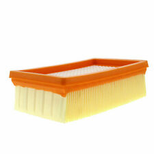 Flat Fold Pleated Filter For Karcher WD 4 WD5 WD 5P WD 6 P Premium 2.863-005.0