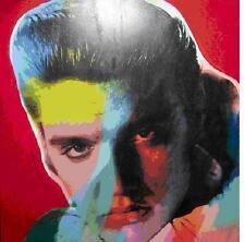 "Steve Kaufman     ""Elvis Presley Series I State II""     Serigraph    MAKE OFFER"