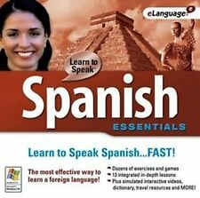 Learn to Speak Spanish Essentials  Customized Learning  Excel at Your Own Pace