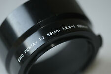 VINTAGE ASAHI PENTAX SMC LENSHOOD CLIP ON for 85mm f2  2.8-4  100mm