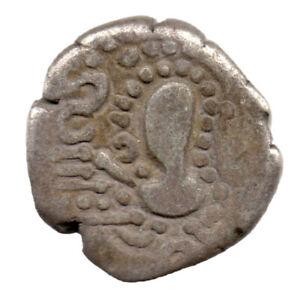1 Drachm - Gadhaiya Paisa - Rajputana and Gujarat - Northern Dynasties - India