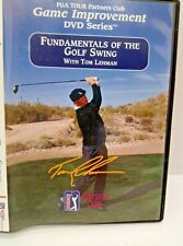 PGA Tour Game Improvement Fundamentals of the Golf Swing With Tom Lehman