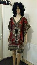 Kaftan Hippie Boho Free Size Kimono Sleeve