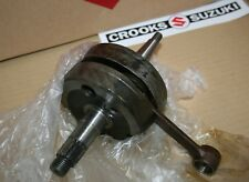 NOS 12200-40230 RM100 Genuine Suzuki Crankshaft Assy.