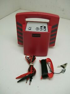 Amprobe Underground Cable Locator T-3500 Transmitter and leads