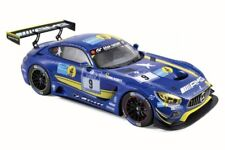 NOREV MERCEDES BENZ AMG GT3 RACING #9 BLACK FALCON 1:18 New Item!*Nice GT3!