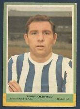 A&BC 1964/65 FOOTBALLERS-QUIZ- #008-BRISTOL ROVERS-TERRY OLDFIELD