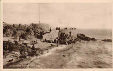 anchor head .western super mare .boots series card dated 1907