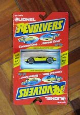 REVOLVERS diecast vehicles MOSC NEW LIONEL Swivelin Sports Car