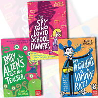 Pamela Butchart Children's Books Collection 3 Books Set (The Spy Who Loved) NEW