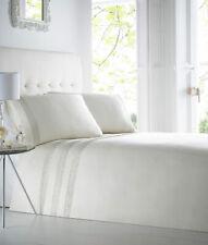 Duvet Bed Set Splendour King Ivory Sequin Opulence Collection NEW (C)