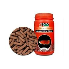 300 GM (900 ML) AZOO 9-in-1 AROWANA FOOD STICKS