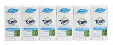 NEW Toms of Maine Natural Care Deodorant Solid Woodspice 2.25 oz 64 g Pack of 6