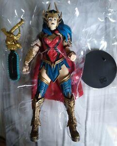McFarlane DC Comics Multiverse Death Metal WONDER WOMAN Figure OOB Batman Marvel