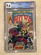 Nova #11 CGC 9.6 Marv Wolfman 1977