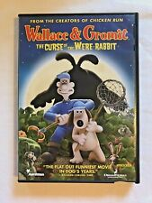 Wallace & Gromit The Curse Of The Were-Rabbit 2006 Widescreen Dvd Aardman
