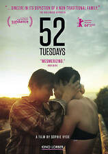 52 Tuesdays (DVD, Gay interest, Non-traditional family, Region 1, 2013, 2015)