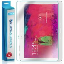 2x iLLumi AquaShield Crystal Screen Protector for Samsung Galaxy Note 10.1 2014