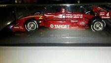 1/43 Montoya Indycar CART Champion Target Chip Ganassi #4 1999