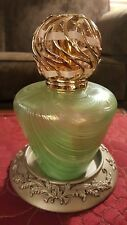 Home and Garden Catalytic Fragrance Oil Lamp Set Emerald Green