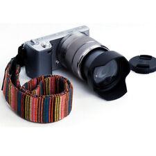 Universal Camera Shoulder Sling Belt Neck Strap for Nikon Canon Sony DSLR SLR CO