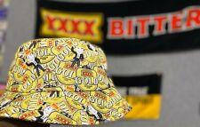 XXXX GOLD BUCKET HAT - NEW