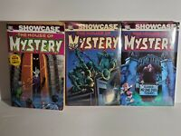 DC Comics Showcase Presents The House Of Mystery TPB Lot - Vol 1-3 OOP FREE SHIP