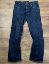 "ALLSAINTS Mens Blue Denim RESIN RUNNER JEANS - Waist 32"" - Leg 31"" - All Saints"