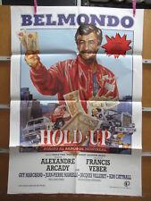 A4734 Asalto al banco de Montreal Jean-Paul Belmondo,  Kim Cattrall,  Guy Marcha