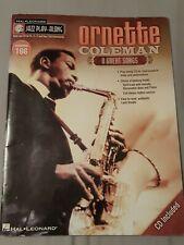 Hal Leonard - Jazz Play-Along - Ornette Coleman