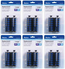 Aqueon Replacement Filter Cartridges AT30 & AT40, Large, 12ct (6 x 2ct)