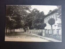 PETITE ROSSELLE Moselle CPA 57 Avenue du marechal Foch