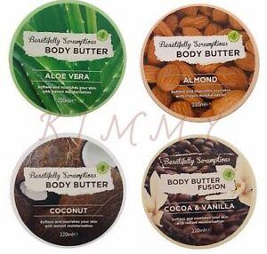 Beautifully Scrumptious Body Butter 220ml *Vegan Friendly*