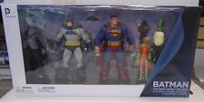 Batman: The Dark Knight Returns 4-Pack Action Figure Set (2016) DC New Unopened
