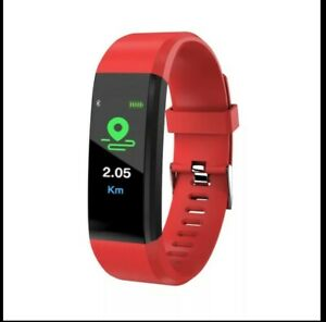 NEW Smart Watch Digital Sport LED Watch Heart Rate and Blood Pressure Monitor