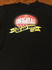The Original Hip Hop Shop (Est. Detroit) T-Shirt Size 2XL