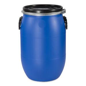 30, 60, 120, 220 L Deckelfässer, Behälter, Tonnen, Fässer NEU & UNBENUTZT