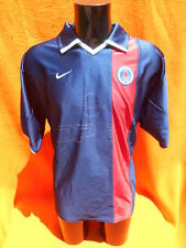 PSG Jersey Maillot Camiseta 2001 2002 Nike Home Paris St Germain True Vintage