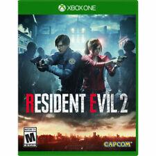 Capcom Resident Evil 2 Xbox One Video Games - Multi