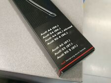 Genuine Audi A4 B8 2008-2015 A5 8T Pair Front Wiper Blades Set 8K2998002A