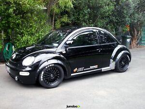 Fender flares for Volkswagen New Beetle wide body kit JDM 70mm 4pcs set
