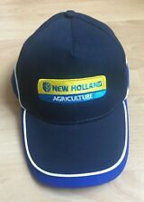 New Holland Tractor Baseball Cap - One Size