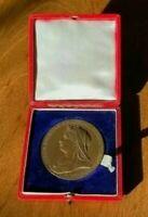 1837-1897🔹️Queen Victoria Diamond Jubilee Large Bronze Commemorative Medal