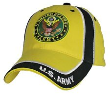 US ARMY WITH SEAL- U.S. Army Officially Licensed Military Hat Baseball Cap Hat